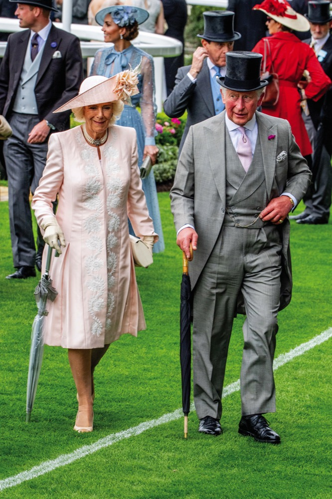 The Prince of Wales and Duchess of Cornwall to Visit The Republic of Cyprus and Jordan | Royal Life Magazine