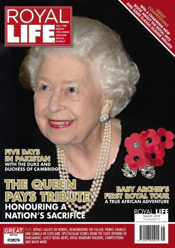 Royal Life Magazine - Issue 45