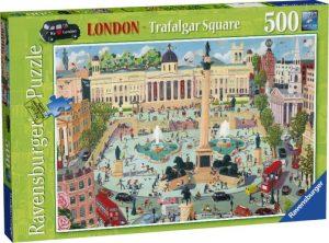 Trafalgar Square Jigsaw - 500 Piece Puzzle