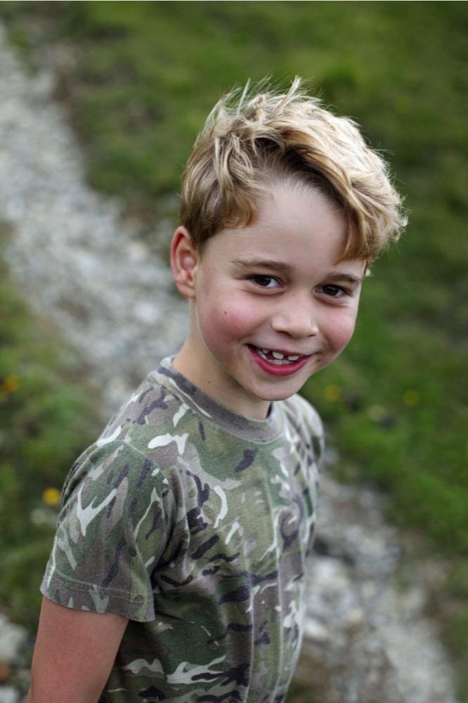 Prince George 7th Birthday