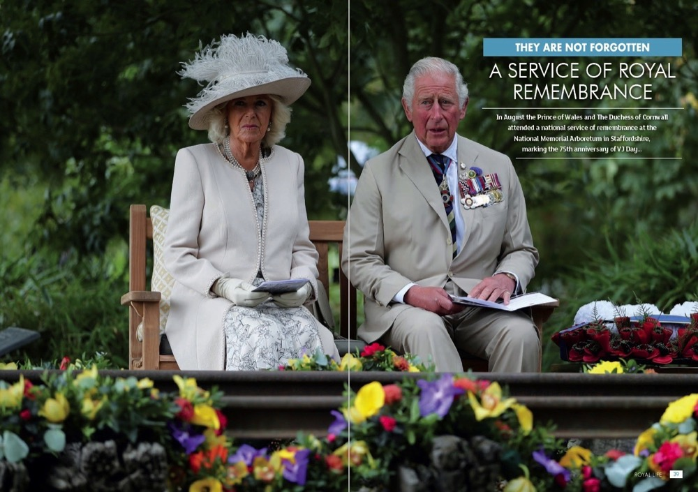 THEY ARE NOT FORGOTTEN: A SERVICE OF ROYAL REMEMBRANCE