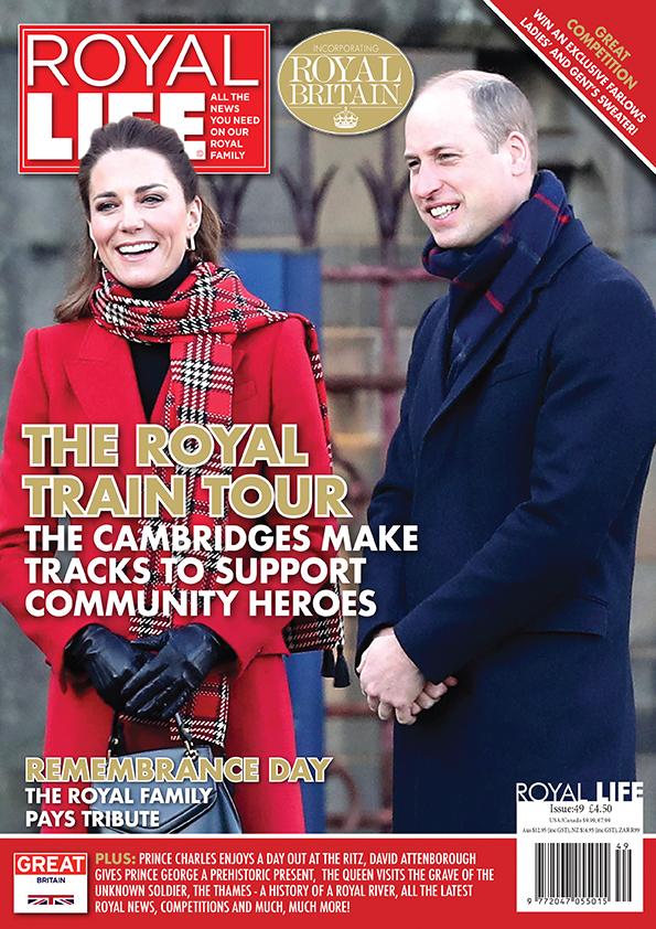 Royal Life Magazine - Issue 49