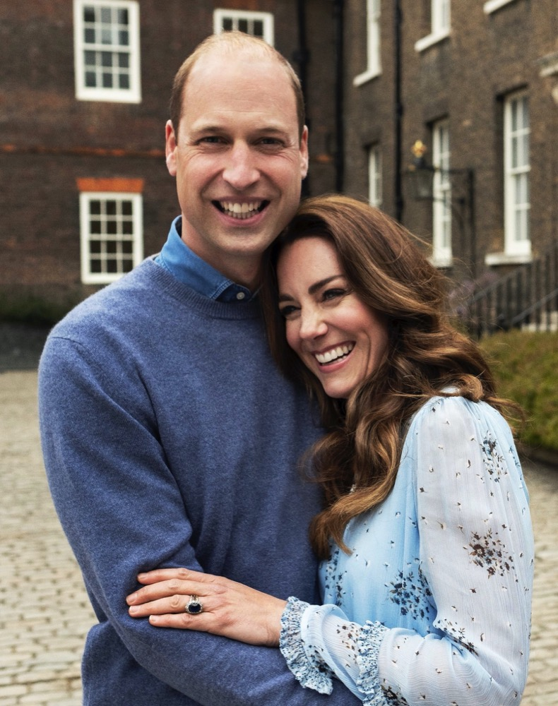 The Duke and Duchess Celebrate 10th Wedding Anniversary. Photo credit: Chris Floyd