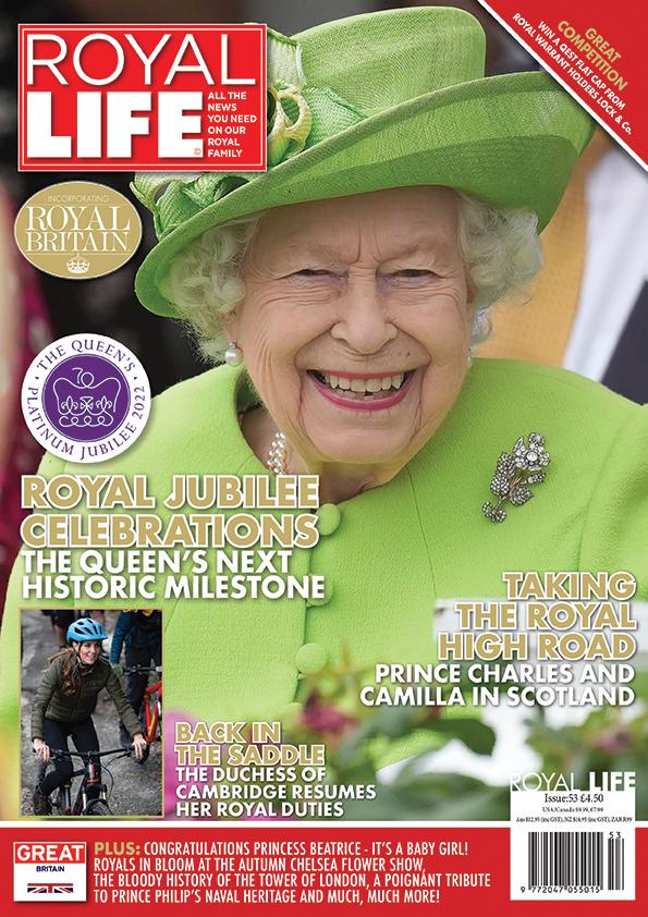 Royal Life Magazine - Issue 53